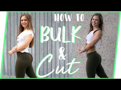 BULKING VS CUTTING HOW TO DO IT || GETTING FIT series EP. 6