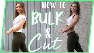 BULKING VS CUTTING - HΟW TO DO IT || GETTING FIT - series EP. 6