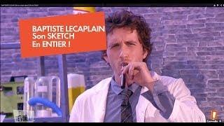 BAPTISTE LECAPLAIN en impro dans Enfin te Voilà !