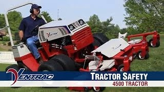 Basic Operational Safety for a Ventrac 4500 Tractor Thumbnail