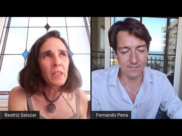 Entrevista sobre Psicología forense con Beatriz Salazar Guerra