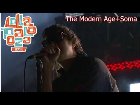 The Strokes - The Modern Age+Soma Lollapalooza 2017 Brasil