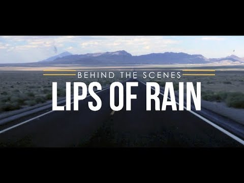 'LIPS OF RAIN' Behind The Scenes - Bonneville Salt Flats - UTAH - USA