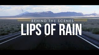 'LIPS OF RAIN' Behind The Scenes - Bonneville Salt Flats - UTAH - USA