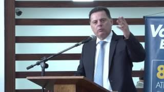 Marconi Perillo discursa na inauguração do Vapt-Vupt empresarial