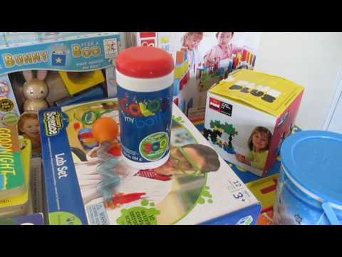 2017-2018 Preschool Homeschool Curriculum (2 year old)