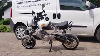 Zongshen 190cc Honda Monkey