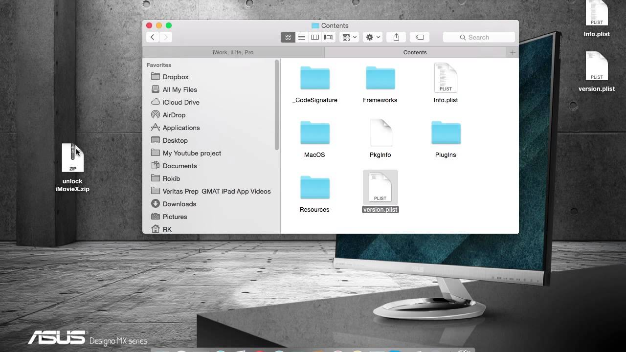How To Use Iphoto, Imovie And Finalcutx In Os X Yosemite 10 10