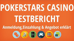 Pokerstars Casino Testbericht: Anmeldung & Einzahlung erklärt [4K]