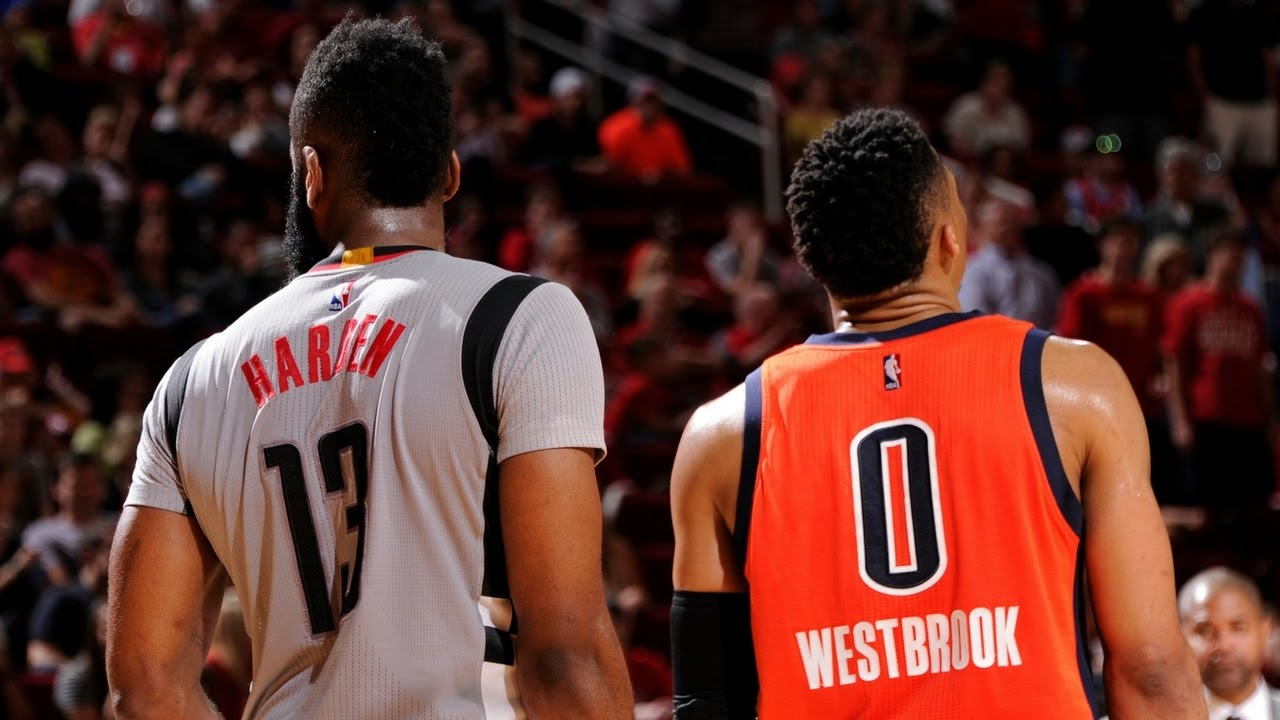 Image result for russell westbrook james harden