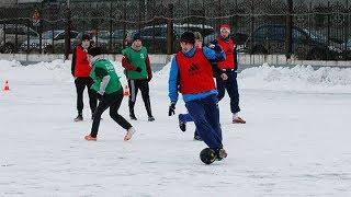 Турнир по мини футболу в рамках спартакиады молодежных волонтерских центров