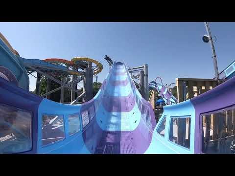 Breakers Edge water coaster at Hersheypark sneak peek: first look at the new ride