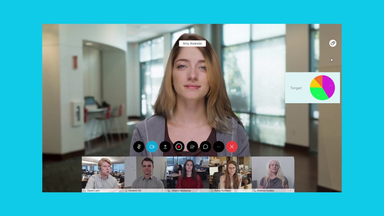 How To Change The Video Layout In Webex Meetings Youtube