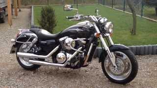 Motorrad An und Verkauf - Kawasaki VN 1500 Mean Streak mit Vance & Hines - Moto-Top