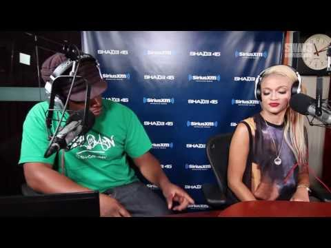PT 3. Charli Baltimore Speaks on the Last Thing Biggie Said and Did for Her on Sway in the Morning