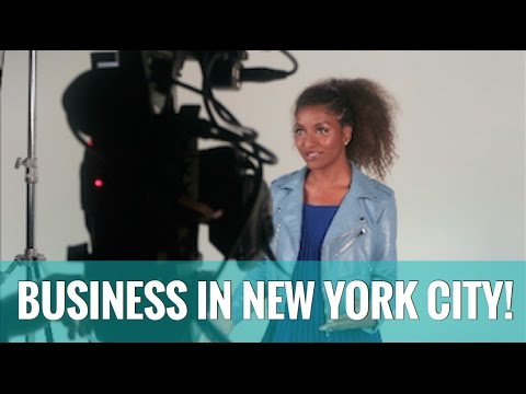 Business in New York! Episode 28