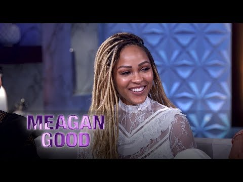 foto de Friday on 'The Real': All New Meagan Good YouTube