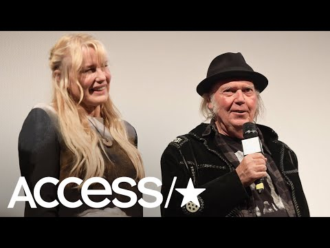 Did Daryl Hannah & Neil Young Secretly Tie The Knot?  Access