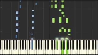 誰も知らない/嵐(ピアノソロ中級)【楽譜公開中】 Arashi - Daremo Shiranai