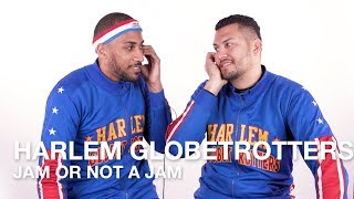Jam or not a Jam with the Harlem Globetrotters!