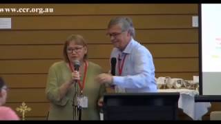 CCR Melbourne - Birgitta and Ulf Ekman - Visible Body Of Christ