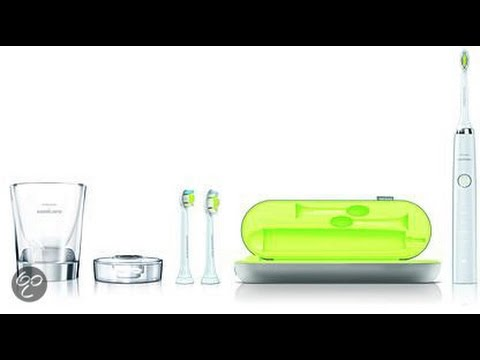 Philips Sonicare Diamond Clean HX9332/04 toothbrush unboxing/review