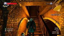 The Witcher 3: Wild Hunt quest GET JUNIOR use the secret passage to reach junior hideout