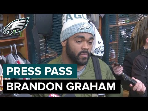 Brandon Graham 'Dak Prescott is Dangerous' | Eagles Press Pass