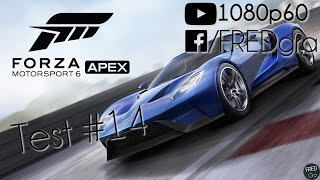 FORZA MOTORSPORT 6 APEX | TEST #14 [1080p60] (I5 6500 3.2 GHz, GTX 970 Zotac, Hyper X 16Gb DDR4)