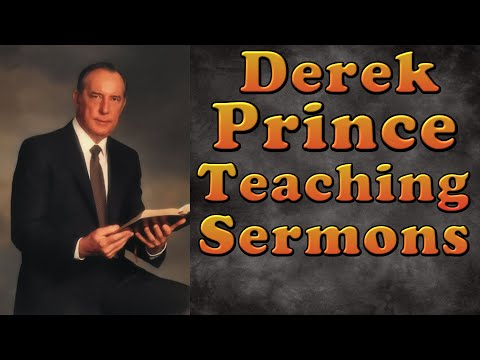 Derek Prince: Authority and the Power of God's Word(2)