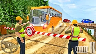Offroad Bus Transport Simulator (by Racing Games) - Best Android Gameplay