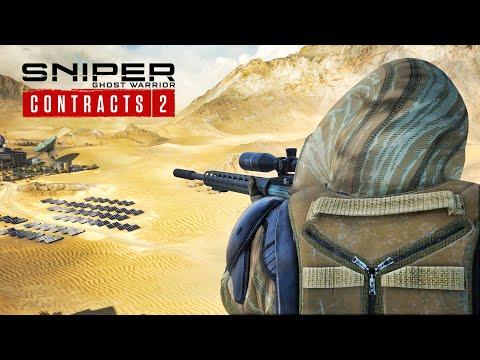 Sniper Ghost Warrior Contracts 2 - Kill Everyone in The Telekom Facility (No Alarm, Deadeye) |