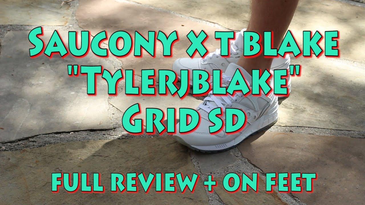 f0e10e3b59b8 Saucony x T Blake