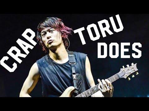 CRAP TORU DOES (ONE OK ROCK)
