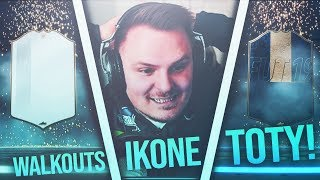 FIFA 19: TOTY & 90+ ICON 😱 Zuschauer Pack Opening 🔥