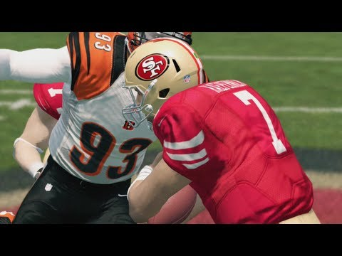 Madden 25 Online Gameplay - HEARTBREAKER of the YEAR! You Just Got Andy Dalton'd - cookieboy17 - 동영상