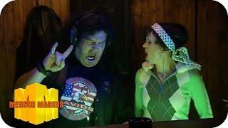 DJ auf der falschen Party