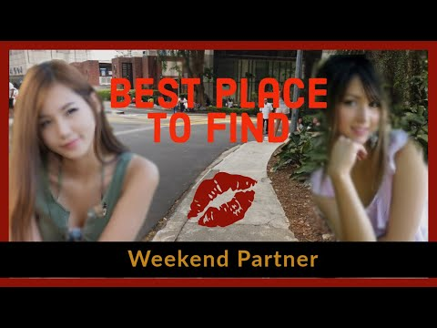 Best place to find a weekend fwb or partner in Singapore. Secret exposed!!