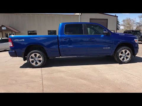 2019 Ram 1500 Great Falls, Helena, Havre and Lewistown, ID KN754989