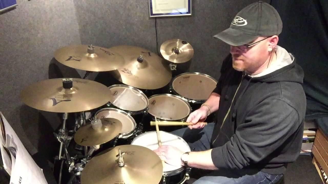 Trinity College Rock And Pop Drum Kit 'Days'