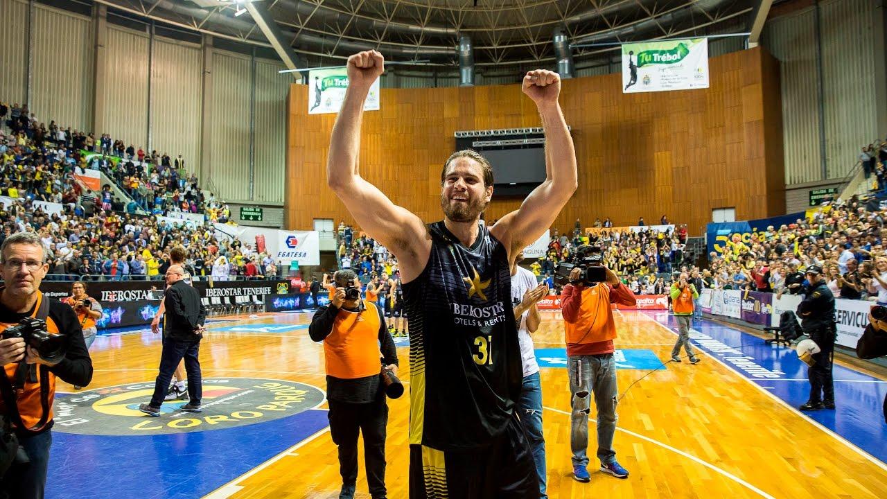 Kết quả hình ảnh cho Iberostar Tenerife vs Real Madrid basketball