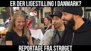 Er mænd og kvinder lige i Danmark?