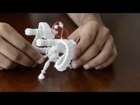 3D Print: Team Fortress 2 Sentry Gun
