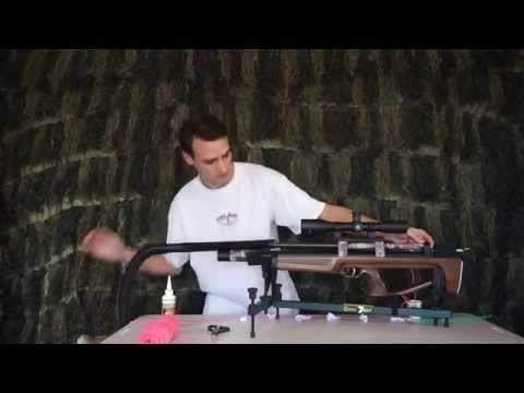 How to Clean the Barrel of an Airgun - DIY