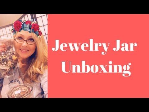 Jewelry Jar Unboxing LIVE
