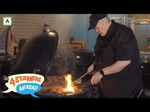 4-stjerners Middag   Grillkongen Craig Whitson avslører hvordan du skal grille burgere   TVNorge