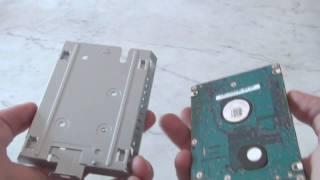 Playstation 3 Hard Drive Upgrade