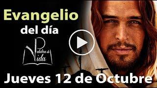 EVANGELIO DEL DÍA Jueves 12 de Octubre  2017 l Palabra de Vida Padre Carlos Yepes