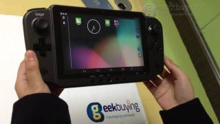 Unboxing Video for iPega PG-9700 RK3188 1.6GHz 7 inch GamePad Android 4.2 Quad Core Tablet PC