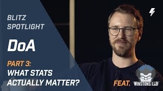 "DoA on the challenge with using stats to evaluate OW players: ""What stats are actually important?"" thumbnail"
